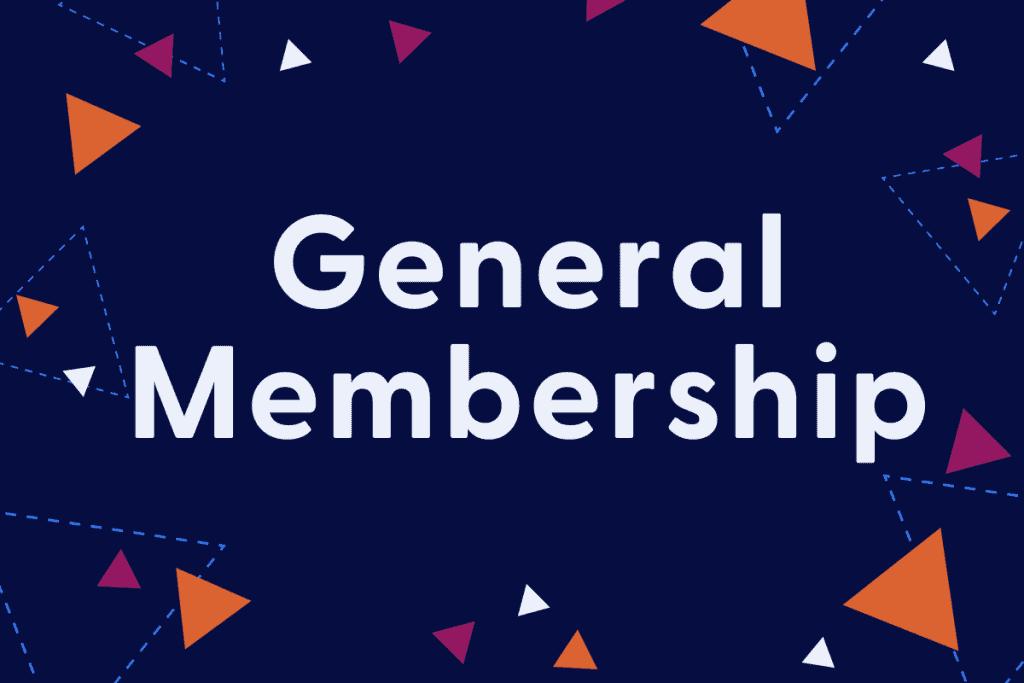 General membership link