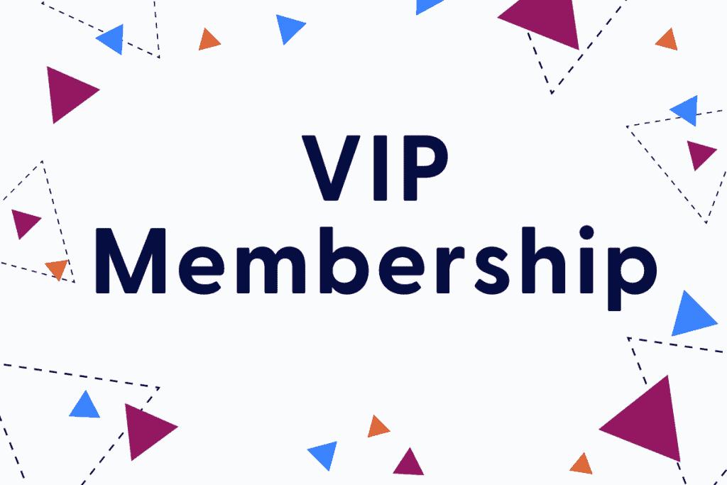 VIP membership link