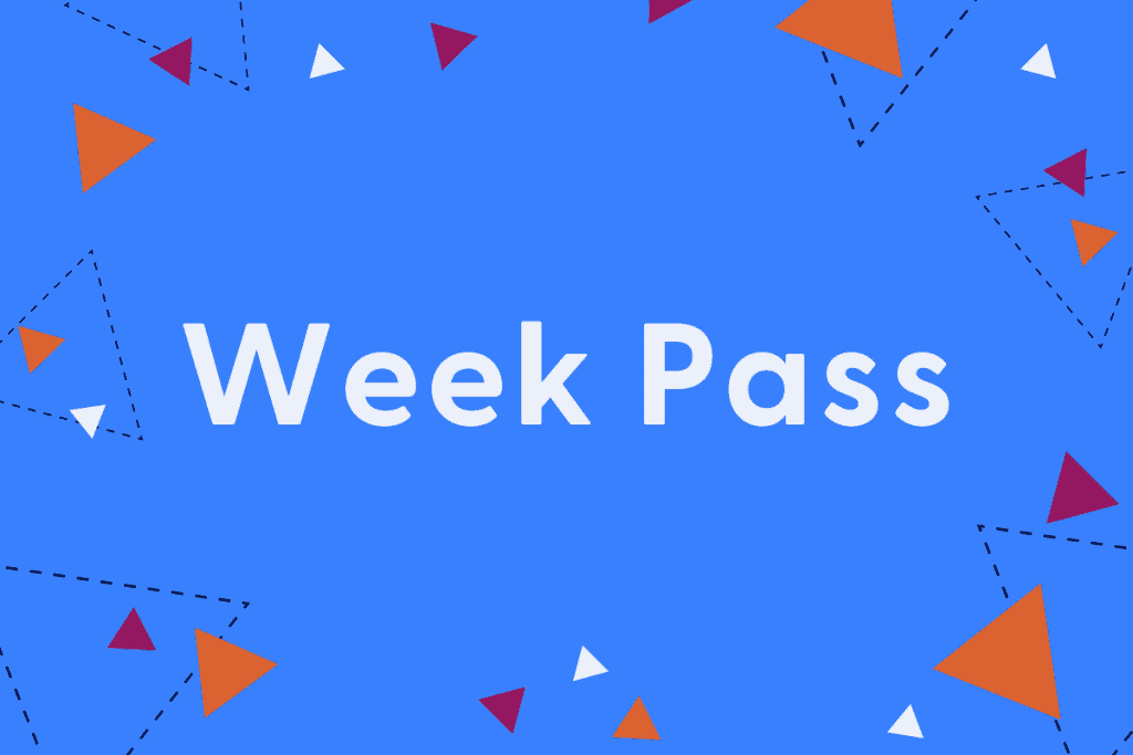 Weekly pass link